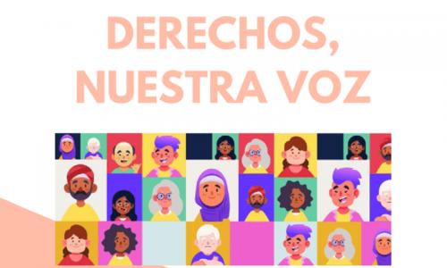 Vol. 4: Nuestros derechos, nuestra voz.
