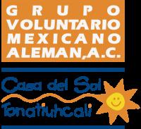 Logo GVMA Tonatiuhcali